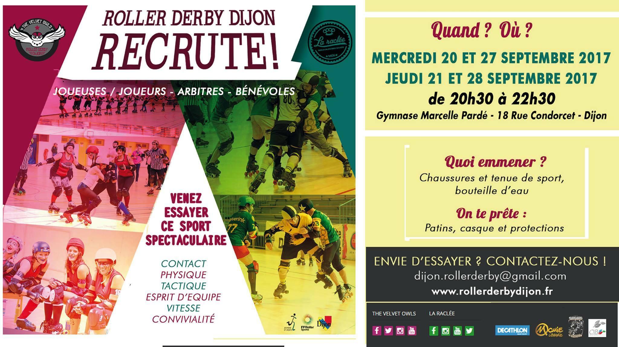 Derby Dijon Roller Dijon Dijon Dijon Roller Roller Derby Roller Derby Derby gtP7O